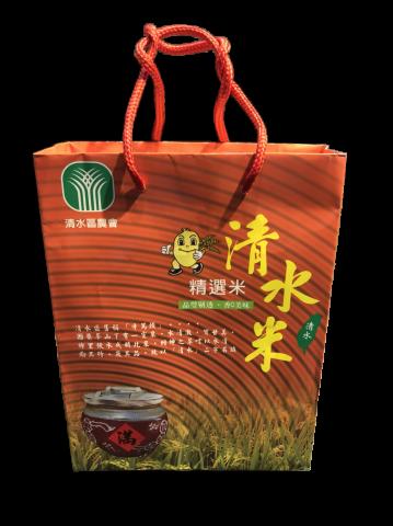 清水米禮-1公斤真空裝
